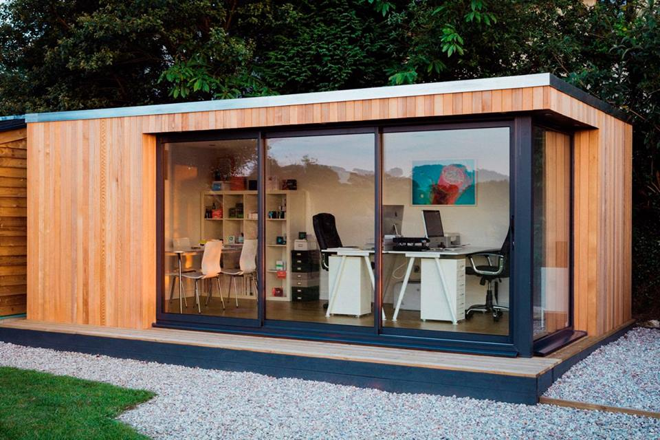 Why you should consider creating an office space in your backyard 1 million women - Landscape elements that you should consider for your yard ...