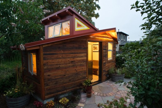 The Tiny House trend has hit Australia 1 Million Women