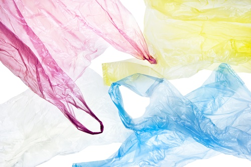 How to DIY, Recycle, and Upcycle Plastic Shopping bags.