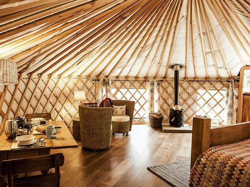 Yurts Your Dream Minimalist House In The Mountains Or Anywhere Else You Want To Live 1 Million Women Here's why one couple is convinced that living in a yurt is the next frontier in after a year spent living on the road, traveling around the country in a van he had renovated to. yurts your dream minimalist house in