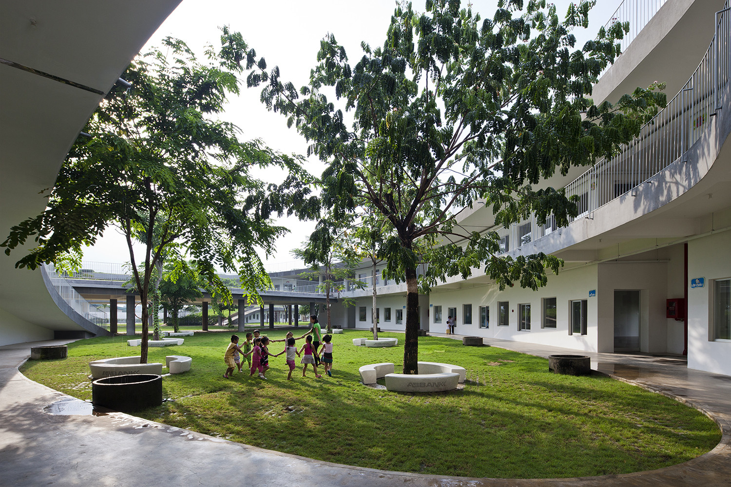 Vietnam S Farming Kindergarten Will Make You Want To Be A