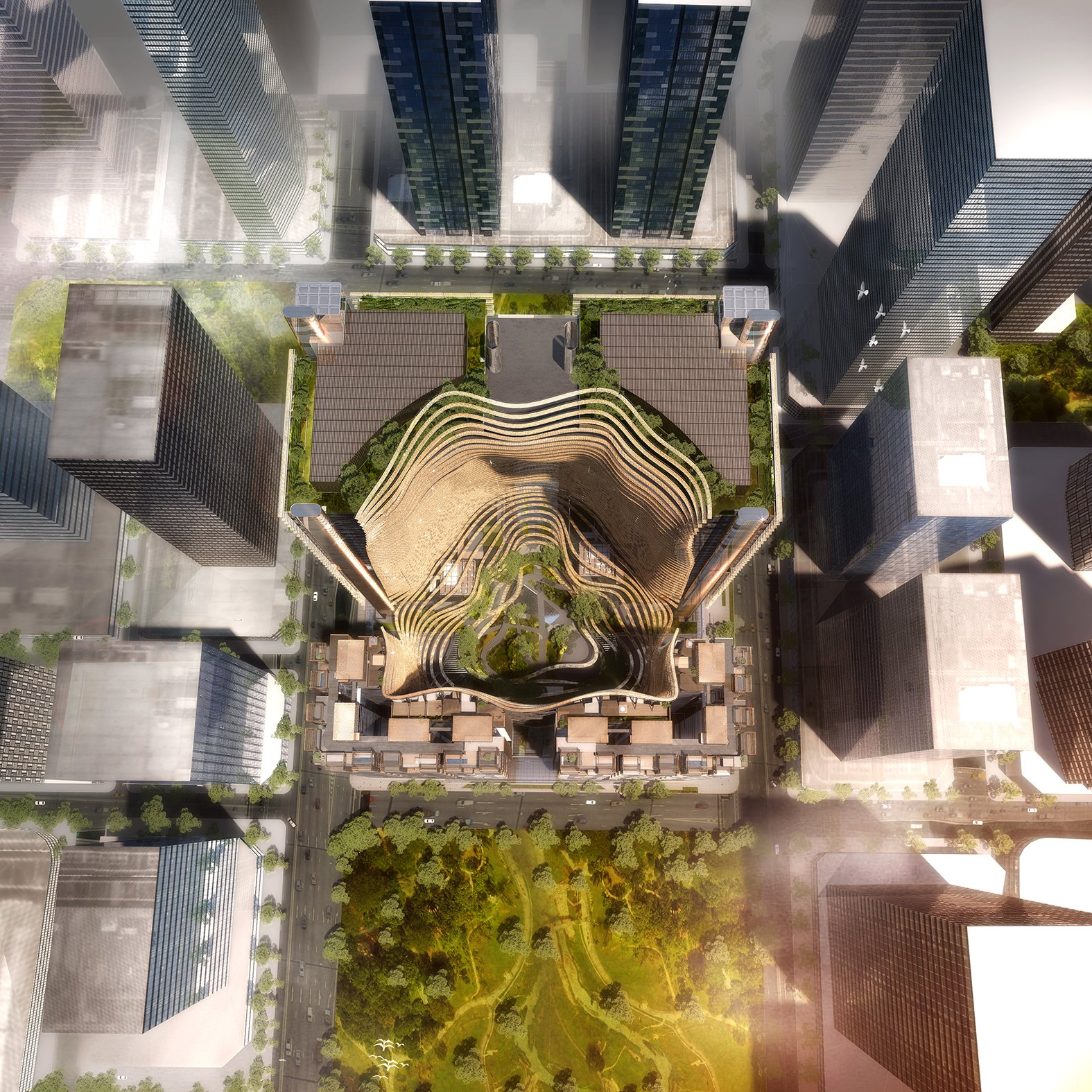 3 Cities Are Building Forests Above Ground And Underground