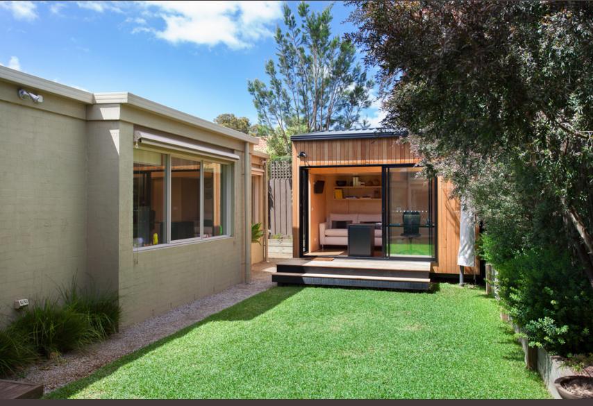 Nice The Backyard Room Office Studio (Victoria, Australia)