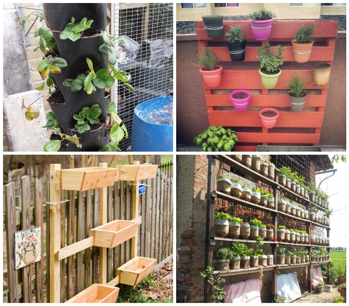 In Fact, You Can Find A Number Of Awesome Vertical Garden DIY Projects On  Instructables! Click Here To Find Out More.