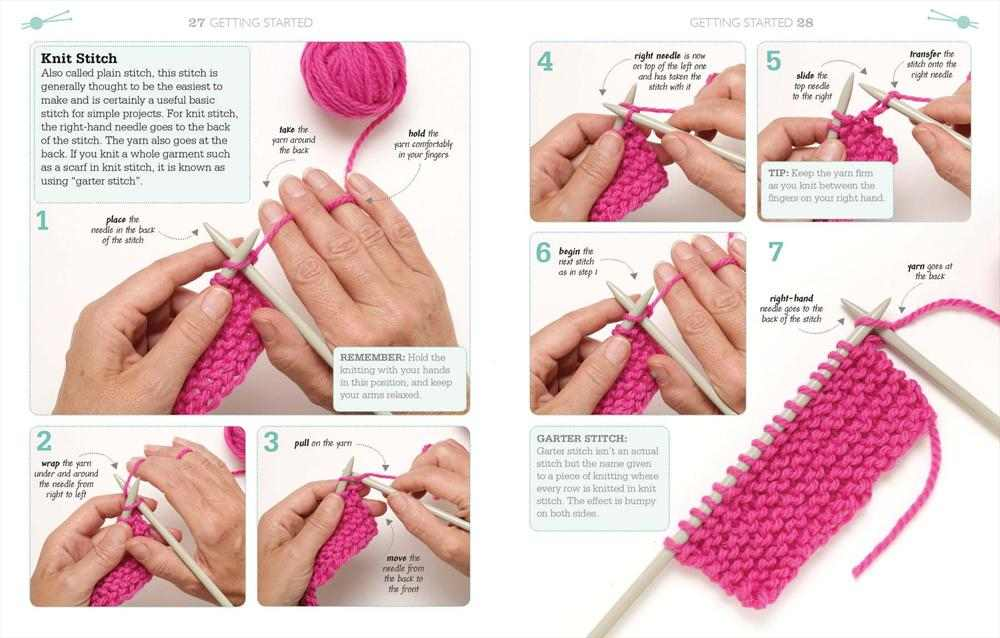 Knitting Patterns For Beginners Step By Step : [DIY] Don t throw away your old clothes, repair them! 1 ...